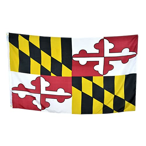 1a7c6d319254e Maryland Flag: Amazon.com