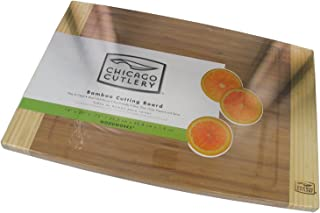 Best chicago cutlery bamboo cutting board Reviews