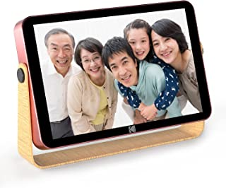 KODAK Wifiデジタルフォトフレーム 16GB タッチパネル 写真/動画再生 リアルタイムに共有 SDカード/USBメモリ対応 記念日祝日のプレゼントに適用