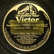 Waring's Pennsylvanians #4 Recorded 1930 - 1942