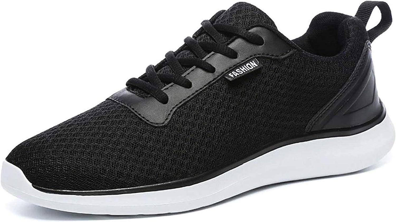 BaiMoJia Zapatillas Deportivas Hombre Zapatos Running Bambas Deporte Ligeras Verano Casual