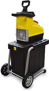 GARDEO PRO - Biotriturador eléctrico de 2800 W, diámetro de corte de 40 cm.