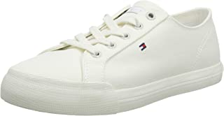 TOMMY HILFIGER Women's Essential Pastel Trainers Essential Pastel Trainers