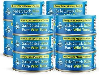 Safe Catch Elite Wild Tuna, 12 x 142 gm