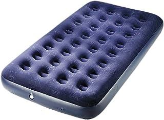 Black Crevice Luftbett, blau, One size
