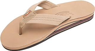 Men Premium Leather Double Layer, Sierra Brown,