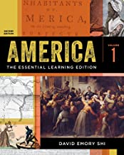 America: The Essential Learning Edition (Second Edition) (Vol. Volume 1)