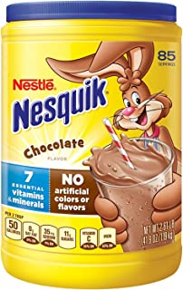 Nestle Nesquick Chocolate Flavored Powder (2.61 lb.)