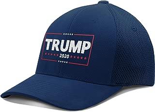 Printed Kicks Trump 2020 Flex Fit Baseball Cap