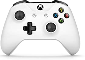 Control Inalámbrico Xbox One Blanco - Essentials Edition