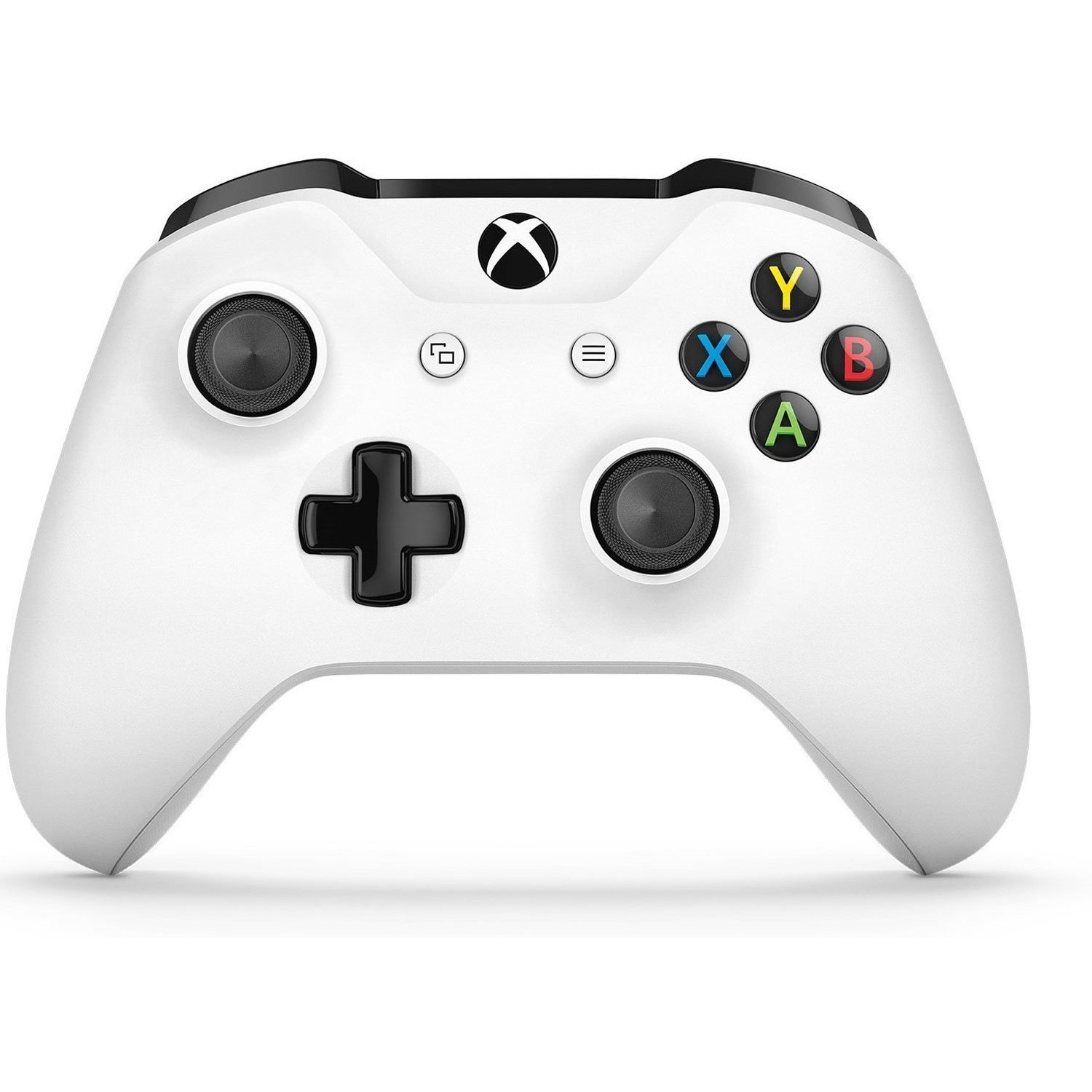 Microsoft Wireless Controller: Blanco para Xbox One: Amazon.es ...