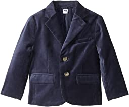 Velveteen Blazer (Toddler/Little Kids/Big Kids)