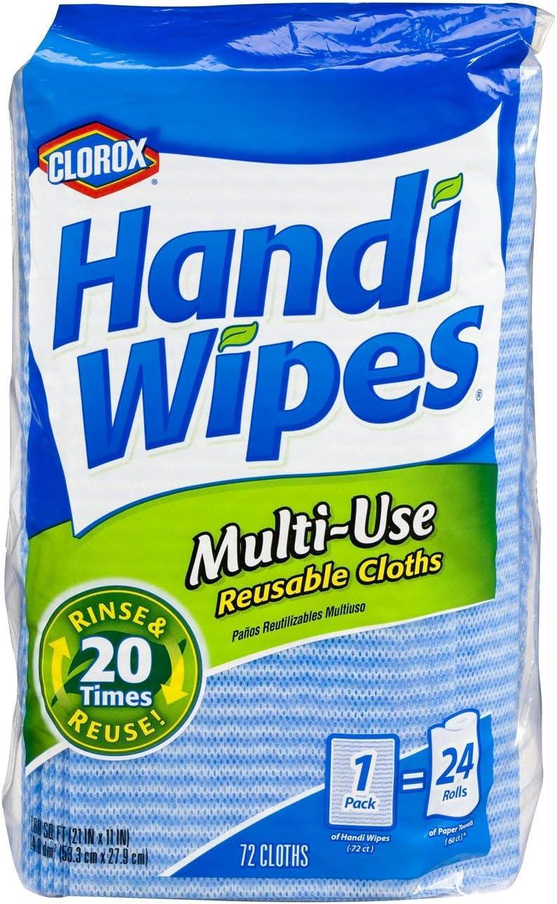Wipes everything washable