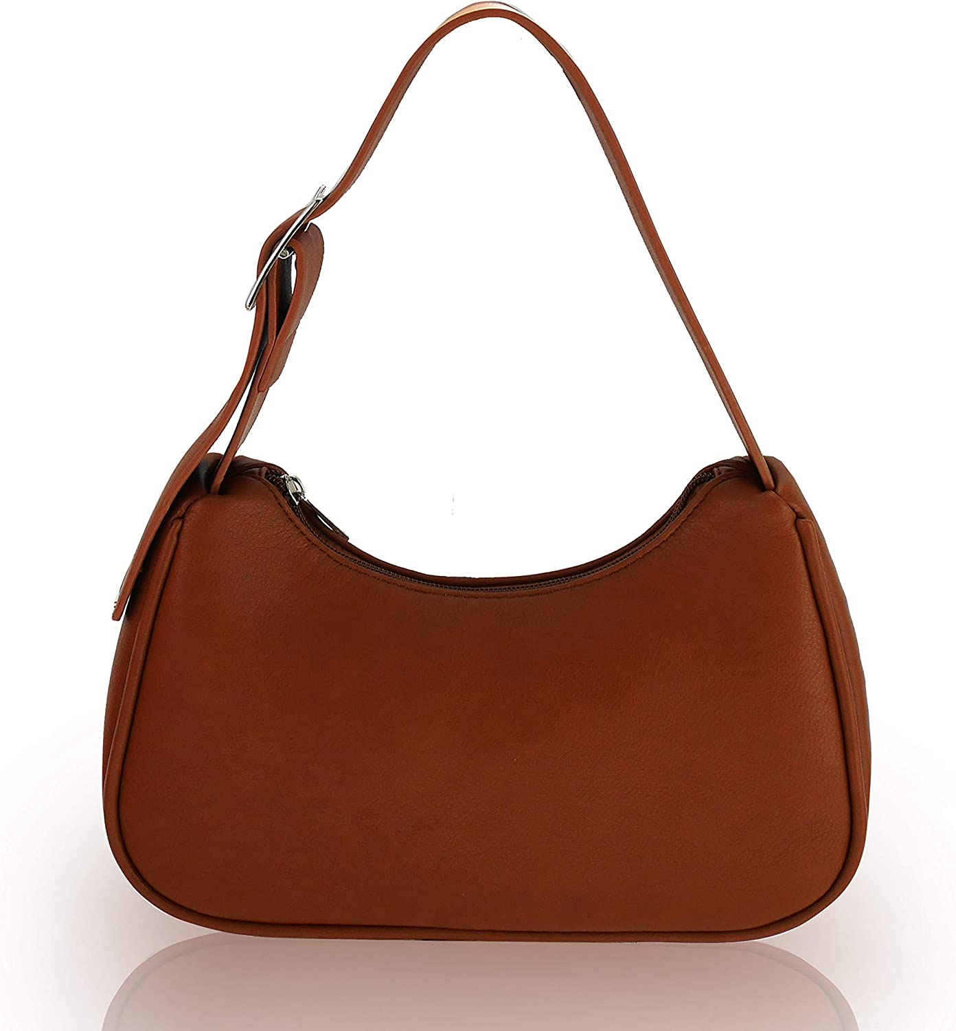 Small Shoulder Bags for Women Faux Leather Clutch Handbags,Small Hobo Bag