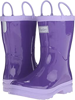 Hatley Kids - Purple & Lilac Rainboots (Toddler/Little Kid)