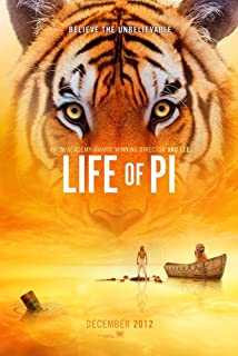 Life Of Pi (Believe The Unbelievable) - (24