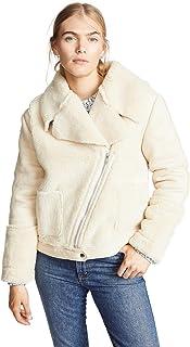 MINKPINK Women's Let's Go Sherpa Jacket