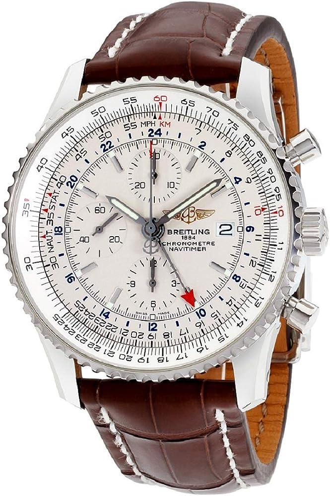 Breitling orologio cronografo da uomo A2432212/G571-756P