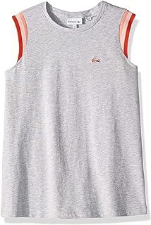 Lacoste Girl Sleeveless Athleisure T-Shirt