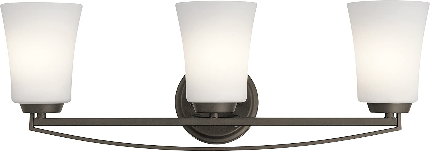 Kichler Lighting wholesale 45890OZ Three Our shop OFFers the best service Light Tao Collectio The from Bath