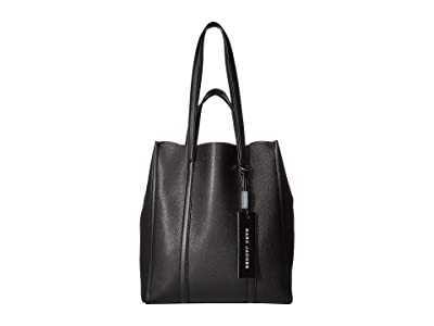 Marc Jacobs The Tag Tote 31 (Black) Tote Handbags