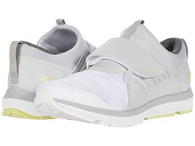 Pearl Izumi Vesta Studio Cycling Shoe (White/Fog) Women