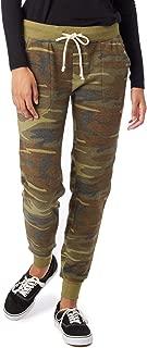 Women's Printed Eco Fleece Jogger Pant