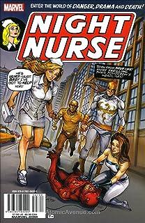 Night Nurse Special #1 VF ; Marvel comic book