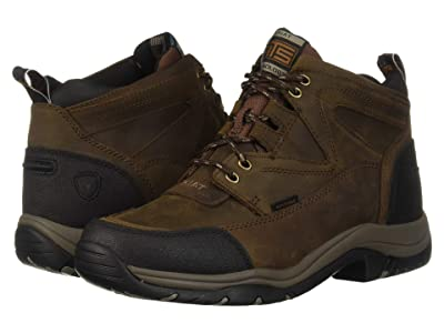 Ariat Terrain H2O (Distressed Brown) Men