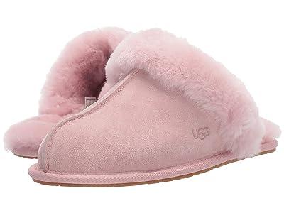UGG Scuffette II Water-Resistant Slipper (Pink Crystal) Women