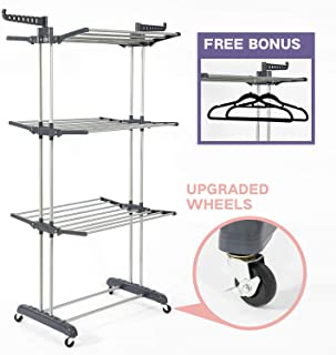 Best ladder clothes drying rack Reviews
