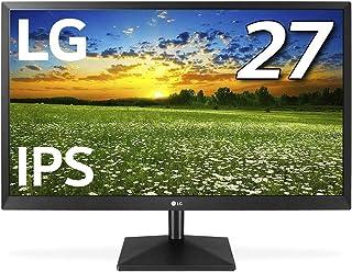 LG モニター ディスプレイ 27MK430H-B 27インチ/フルHD/IPS 非光沢/HDMI端子付/ブルーライト低減機能/FreeSync・DASモード搭載