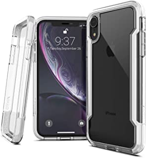 X-Doria 473095 Defense Clear Back Case for iPhone XR - White (Pack of 1)