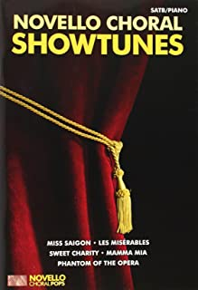 Novello Choral Pops: Showtunes