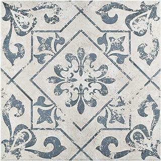 Orleans Spanish Pattern 18x18 Ceramic Tile