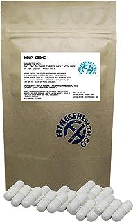 Sea Kelp 60 Capsules HIGH Strength 600mg Iodine Thyroid Gluten Free