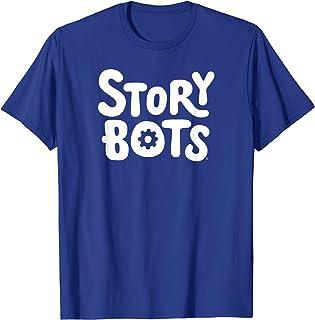StoryBots Simple Logo T-Shirt