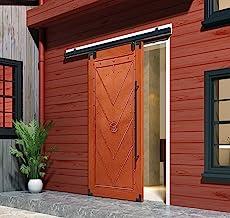 Amazon Com Exterior Barn Door Hardware