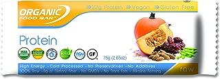 Organic Food Bar- Pumpkin & Pea Protein Bar, 75G