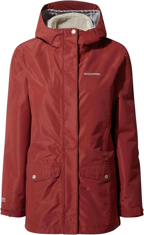 Craghoppers Womens Ladies Felicity 3in1 Jacket