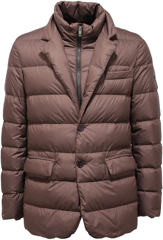 Fay 0943AC Giubbotto Uomo Brown Double Front Jacket Men