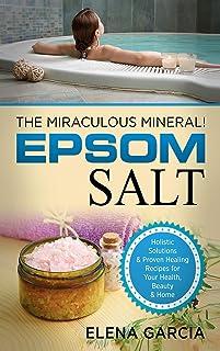 Epsom Salt (1) (Natural Remedies, Holistic Health)