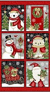 Best winter greetings fabric Reviews