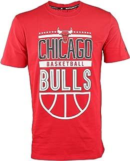Zipway NBA Mens Stars & Bars Short Sleeve T-Shirt - Team Options