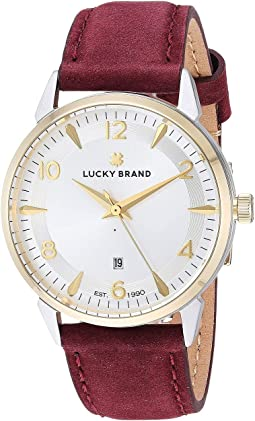Torrey Berry Suede Leather Watch - LW00184