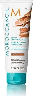 Moroccanoil - Máscara depositadora de color cobre, 6.7 onzas líquidas Oz.