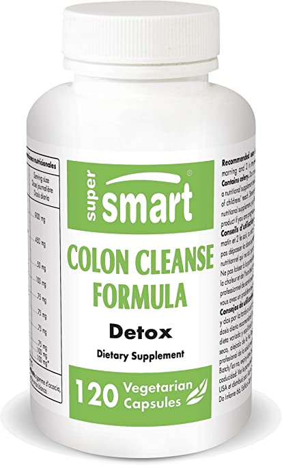 Detox colon senna