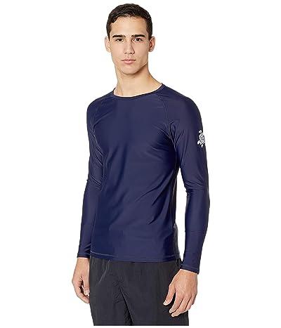 Vilebrequin Roller Rashguard (Navy/Blue) Men