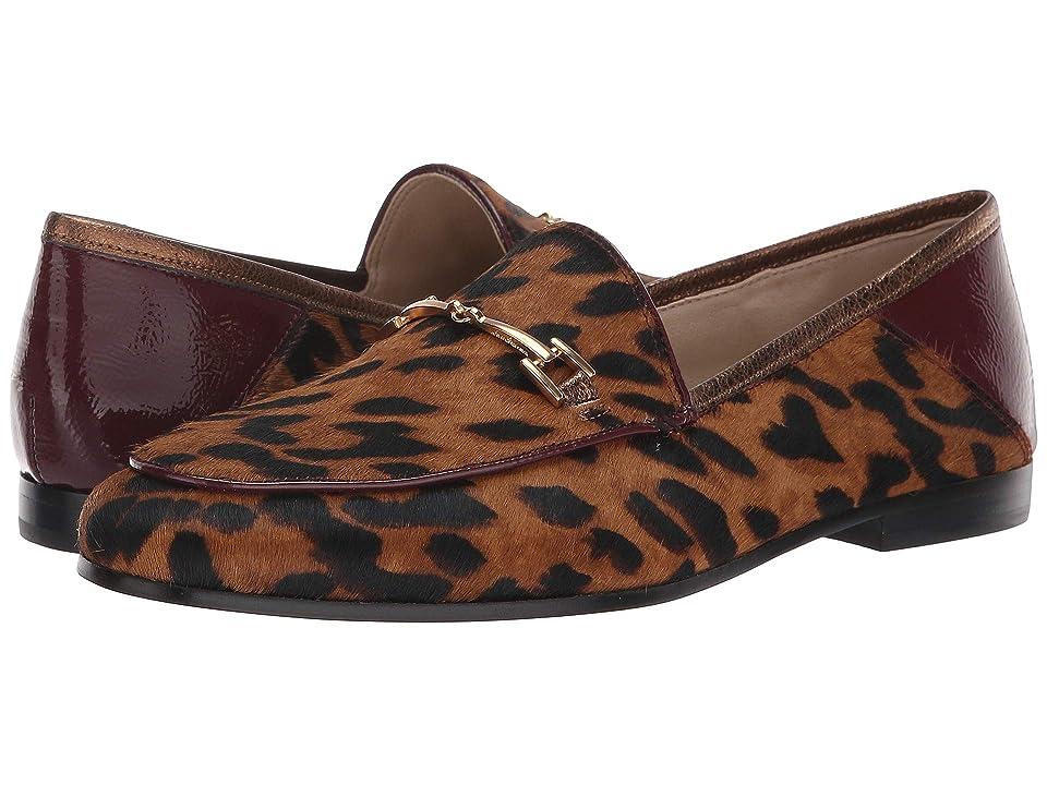 Sam Edelman Loraine (Luggage/Beet Red/Rich Bronze Clouded Leopard Brahma Hair) Women