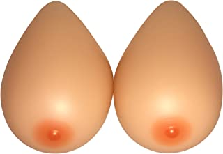 Silicone Breast Forms Crossdresser Prosthesis Mastectomy
